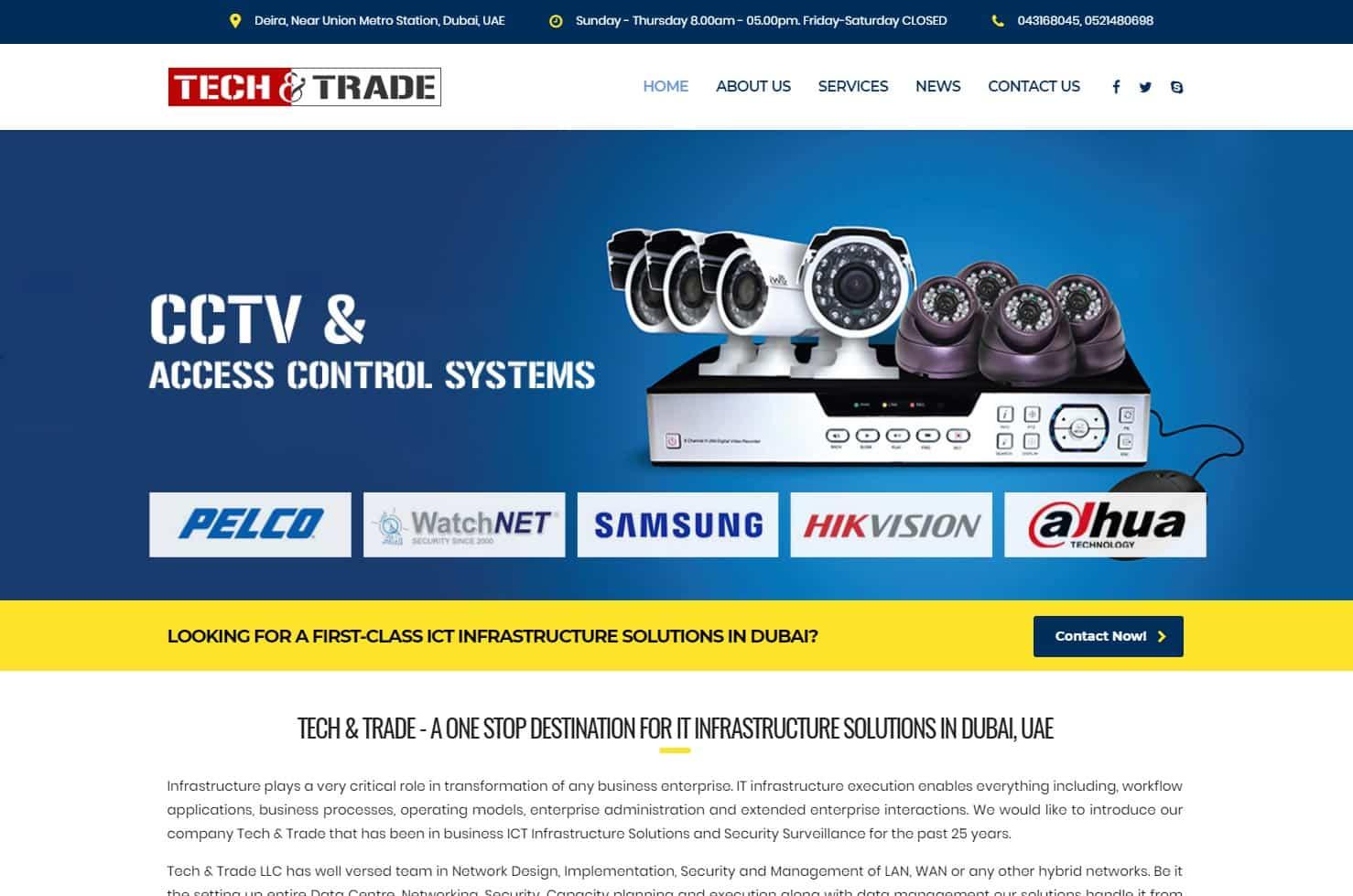 Website Designers in Dubai | Web Design, Web Development In